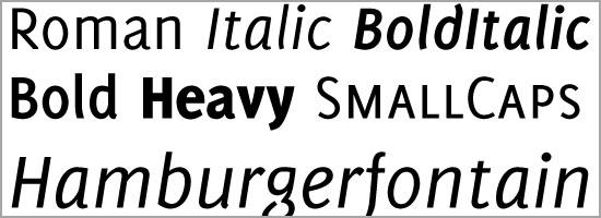 Fonturi pentru design logouri deosebite