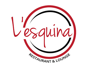 Design logo si site web restaurant L'Esquina